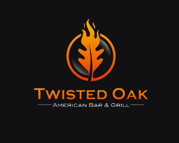 Logo design for Twisted Oak