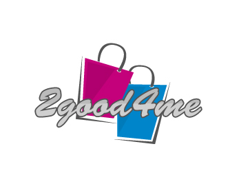 toogoodforme OR 2good4me logo design