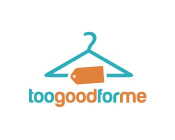 Logo toogoodforme OR 2good4me