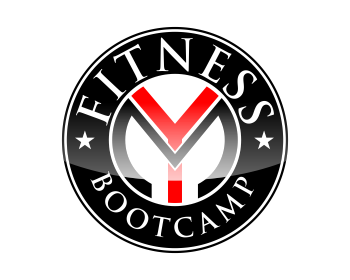 MY Fitnessbootcamp logo design