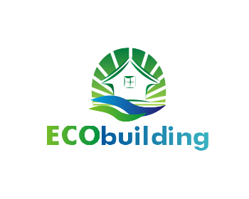 Logo Design Entry Number 99 By Vmax Eco Building Logo Contest