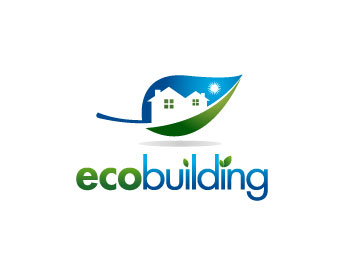 Eco Building logo design