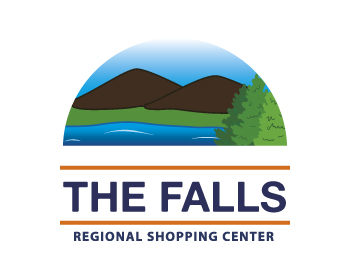 The Falls logo design
