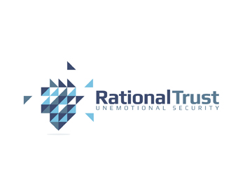 Rational Trust logo design