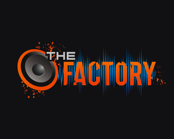 The Factory logo design