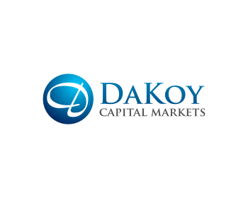DaKoy Capital Markets logo design