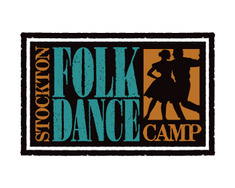 Logo per Stockton Folk Dance Camp