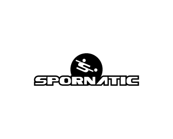 Spornatic logo design