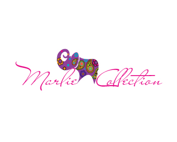 Marlie Collection logo design