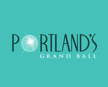 Logo design for Portland's Grand Ball