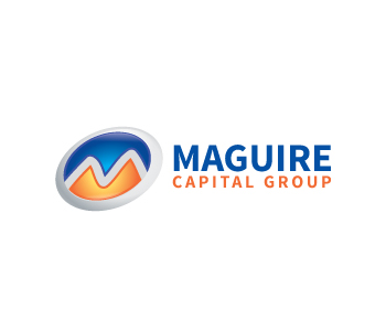 maguire capital group logo design