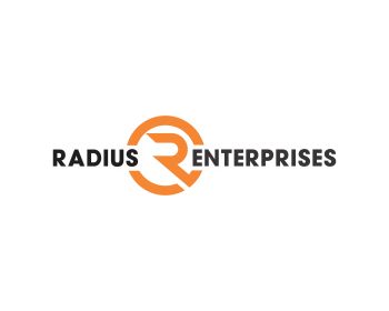 Logo design for Radius Enterprises, Inc