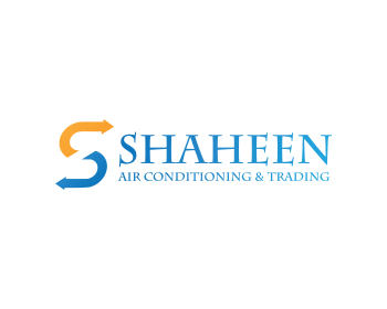 SHAHEEN AIR CONDITIONING & TRADING W.L.L. logo design
