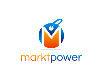 Marktpower logo design
