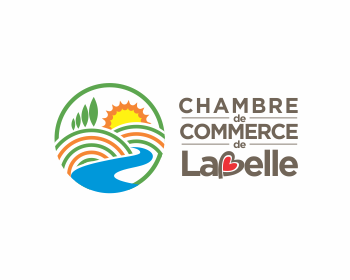 Chambre de Commerce de Labelle logo design