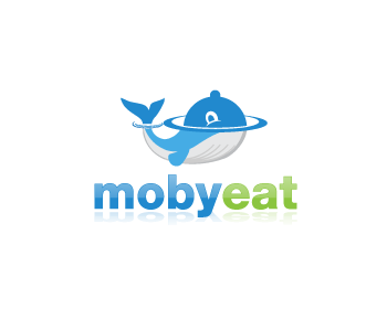 Mobyeat logo design