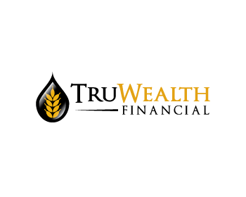TruWealth Financial logo design