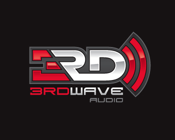 3RD Wave Audio logo design