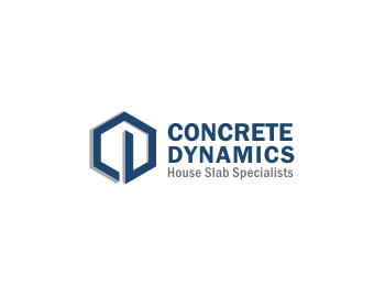 Concrete Dynamics logo design