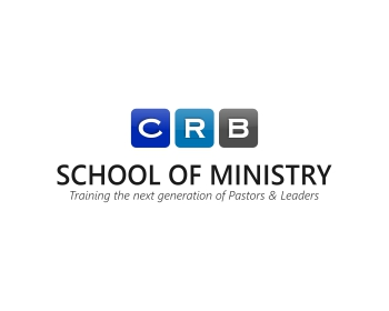 CRB School of Ministry logo design