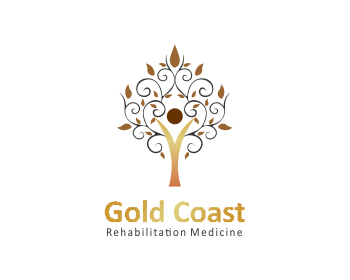 Rehabilitation Logo Design Gold Coast Rehabilitat...
