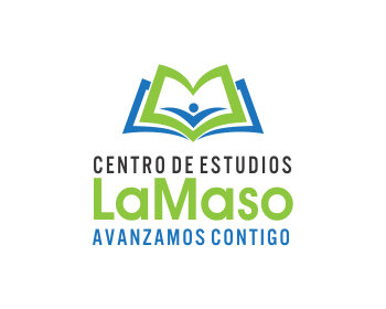 Education logo design for Centro de estudios la Maso