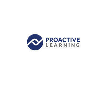 Proactive Learning logo design