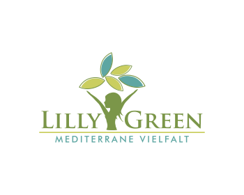 Lilly Green logo design