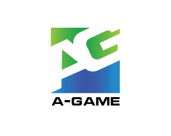 A-Game logo design