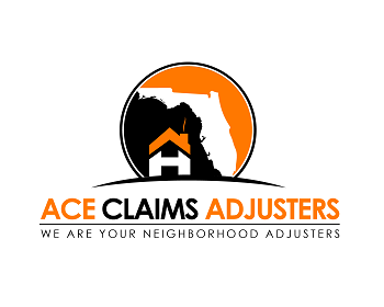 Ace Claims Adjusters logo design