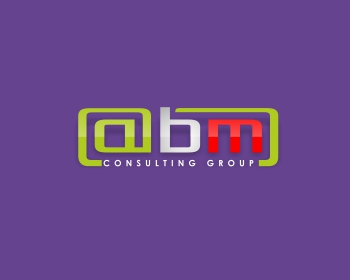 A.B.M. Consulting Group logo design