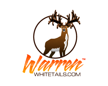 Warren Whitetails logo design