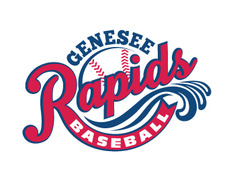 Logo design entry number 31 by mfernie1 | Genesee Rapids Baseball ...