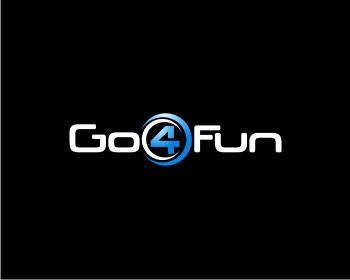 GO4FUN logo design