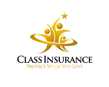 Logo design for Class Insurance