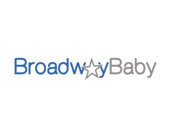 BroadwayBaby.com logo design