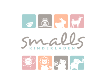 smalls logo design