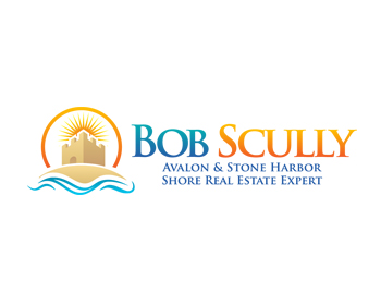 Bob Scully logo design