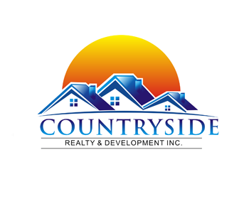 Countryside Realty & Development Inc. logo design