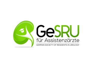 GeSRU - German Society of Residents in Urology logo design