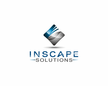 Logo design for Inscape Solutions