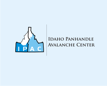 Idaho Panhandle Avalanche Center logo design