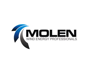 Molen (Services Inc) logo design