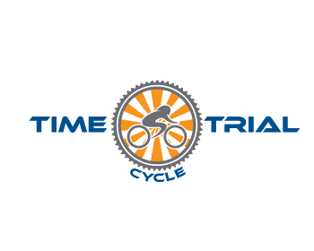 Time Trial Cycle logo design