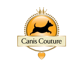 Canis Couture logo design
