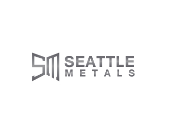 Seattle Metals logo design
