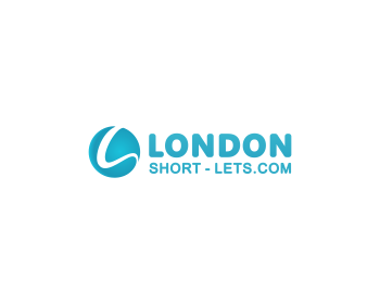 london short-lets.com logo design