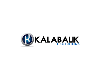 KALABALIK IT Solutions logo design