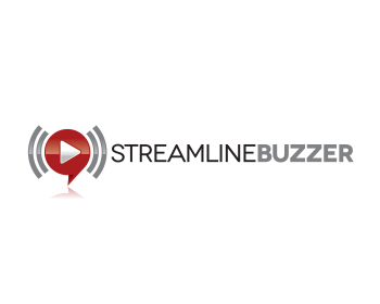 Streamline Buzzer logo design