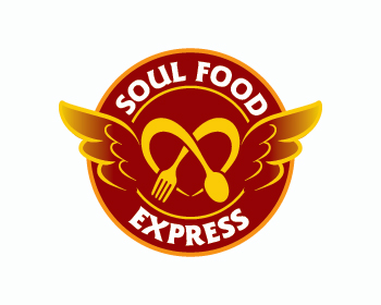 Logo design for Soul Food Express